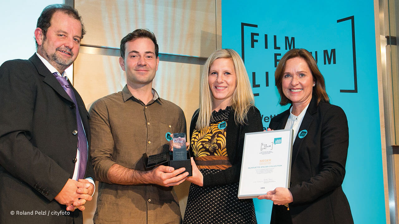 filmforum linz preis 2016 silhouette corporate